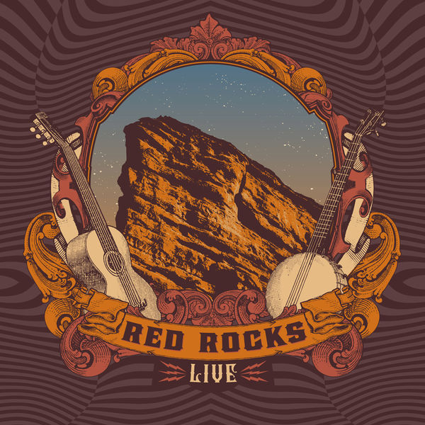 Red Rocks Live Compilation Album Shop Red Rocks Online